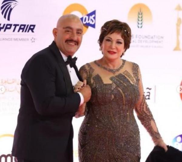 شاهد: نجوم الفن يتألقون في افتتاح مهرجان القاهرة السينمائي