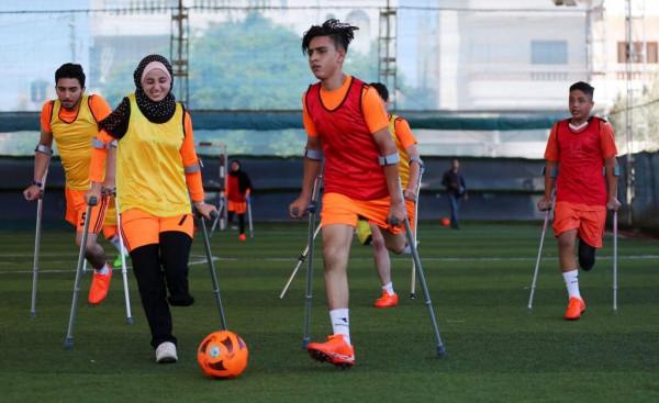 الصليب الأحمر: باليوم العالمي للأشخاص ذوي الإعاقة ليس كل إعاقة مرئية
