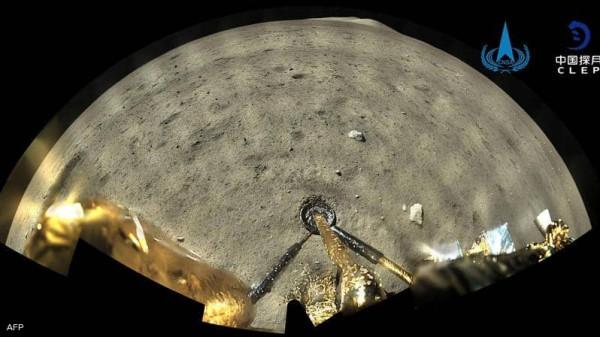 """الصين تنجز مهمتها """"الدقيقة"""" على سطح القمر 9999089777"""