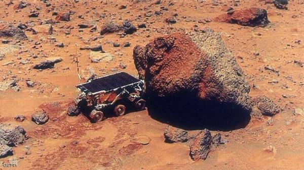 """باحثون: """"الحياة كانت هنا على المريخ"""""""
