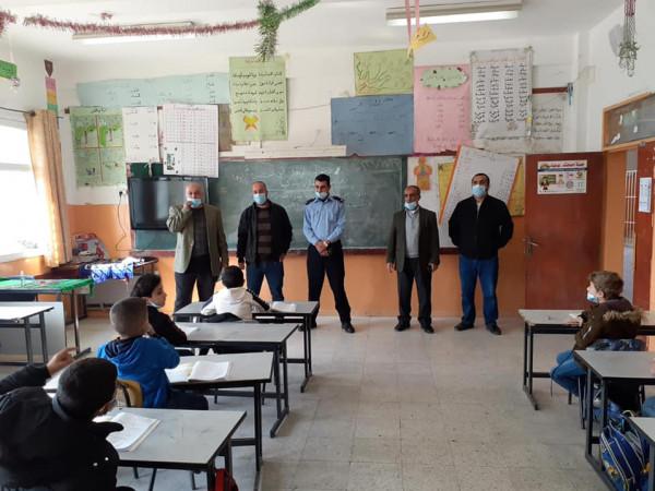 لجان السلامة توجه التنبيه الشديد لـ 14 منشأة غير ملتزمة بمحافظة الخليل