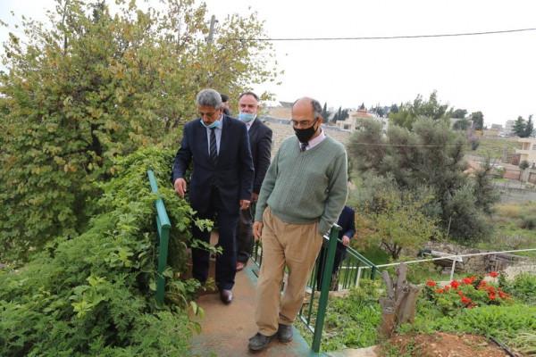 توقيع مذكرة تفاهم بين سلطة جودةالبيئة وجامعة بيت لحم لتعزيز التعاون البيئي
