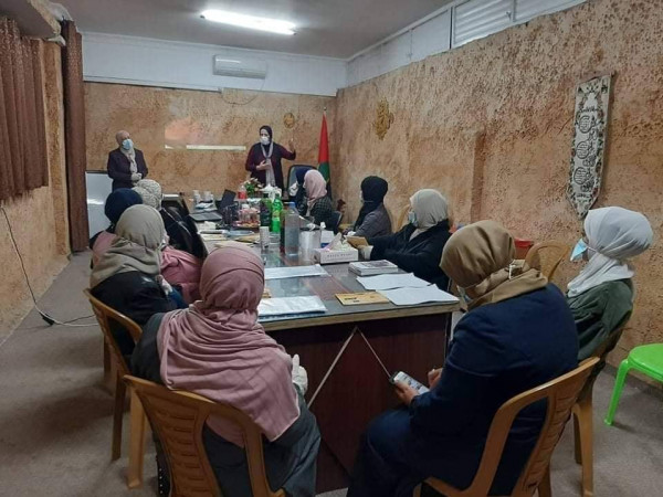 قلقيلية: انطلاق فعاليات مشروع يلا نشوف فيلم