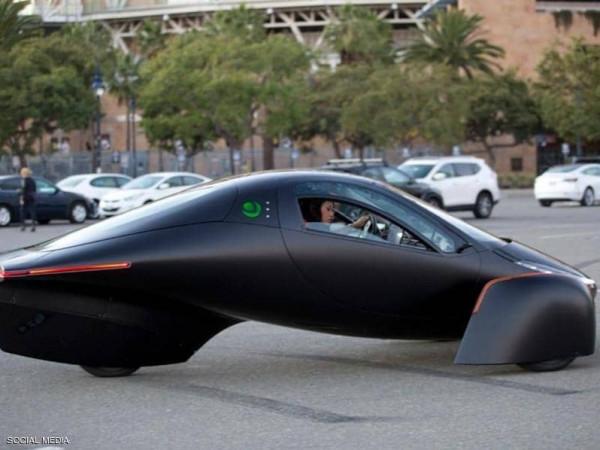 سيارة خارقة لا تستهلك وقود ولا كهرباء 9999091411