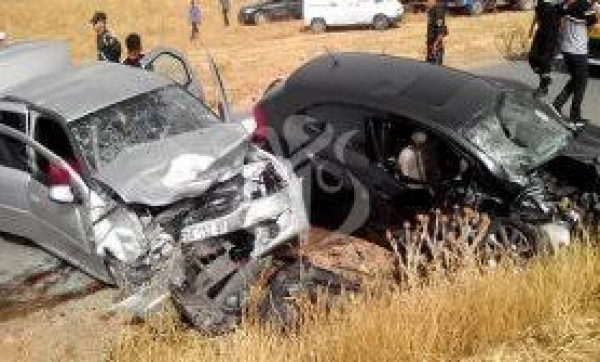 الجزائر: 85 حادث مرور جسماني خلال نهاية الأسبوع