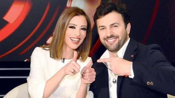 شاهد: وفاء الكيلاني تنفي شائعة طلاقها من تيم حسن بباقة ورد