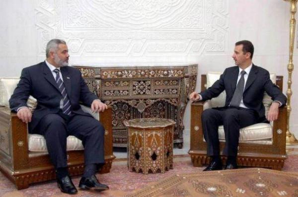 هل يستطيع الإخوان منع حماس من اعادة التحالف مع سوريا؟