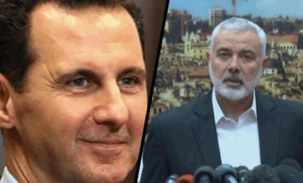 حماس بين الاخوان المسلمين وبشار الأسد.. من ستختار؟