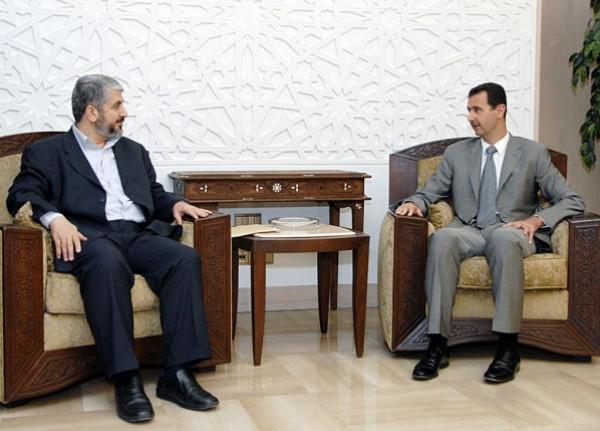 هل تعود العلاقات بين سوريا وحماس قريبا؟