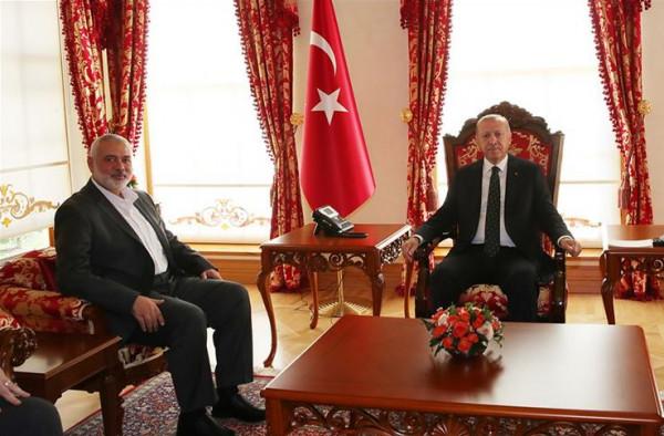 هل تتأثر حماس من تصريحات أردوغان حول إسرائيل؟