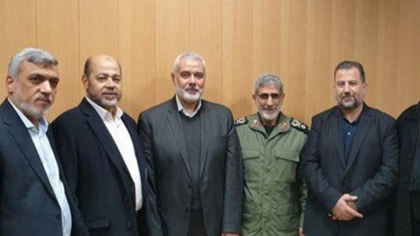 مراقبون: قاآني لم يملأ الفراغ الذي تركه سليماني بدعم حماس والجهاد