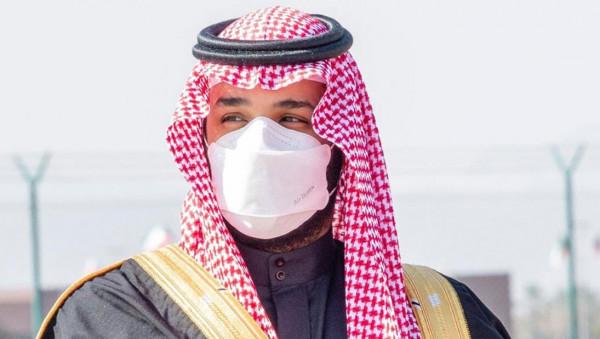 """محمد بن سلمان يطلق مشروع """"ذا لاين"""" في نيوم"""