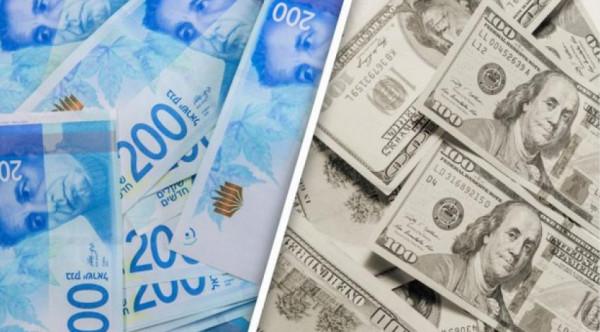 ما أسباب انخفاض الدولار مقابل الشيكل؟ وهل سيشهد مزيداً من الانهيار بالفترة المقبلة؟
