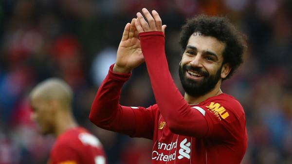 صلاح يحصد جائزة أفضل هدف مع ليفربول للمرة الرابعة على التوالي