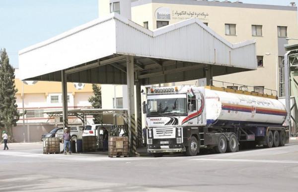 غزة: إنجاز المرحلة الأولى من مشروع المنظومة الإلكترونية لمحطات الوقود