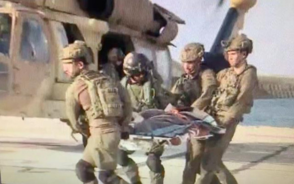 إصابة مجندة بجيش الاحتلال بجروح خطيرة بإطلاق نار بقاعدة عسكرية بالجنوب