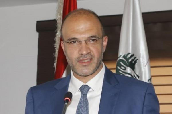 إصابة وزير الصحة اللبناني بفيروس (كورونا)