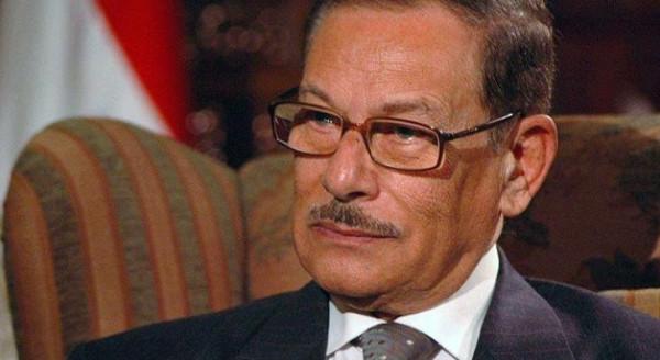 """وفاة """"صفوت الشريف"""" رئيس مجلس الشوري المصري الأسبق"""