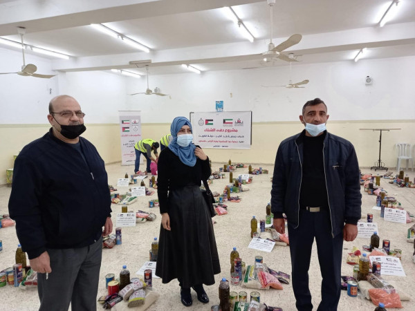 تنمية الخليل تطلع على أوضاع جمعية دورا الاسلامية لرعاية الايتام