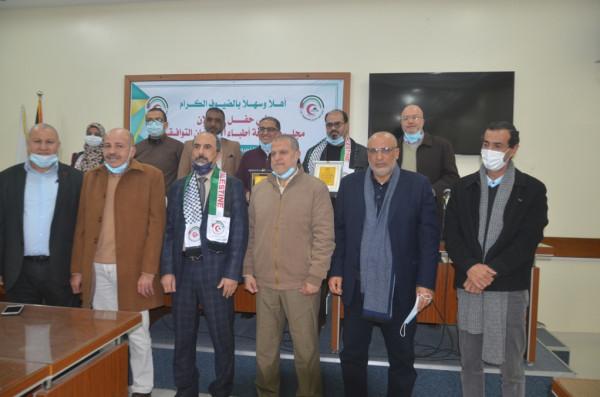 الحساينة: التوافق النقابي الفلسطيني يؤسس لمرحلة جديدة من الشراكة الوطنية