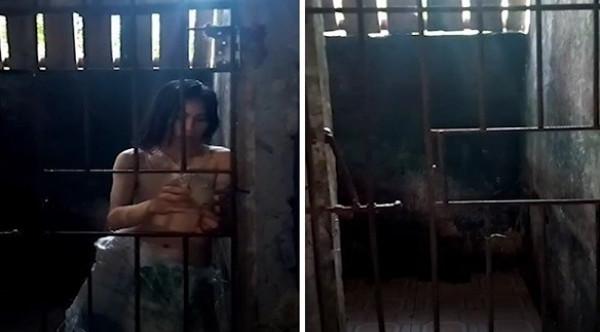 عائلة فلبينية تسجن ابنتها خمس سنوات داخل قفص