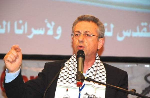 مصطفى البرغوثي: حكومة الاحتلال تواصل جريمة حرمان الفلسطينيين والأسرى من التطعيم