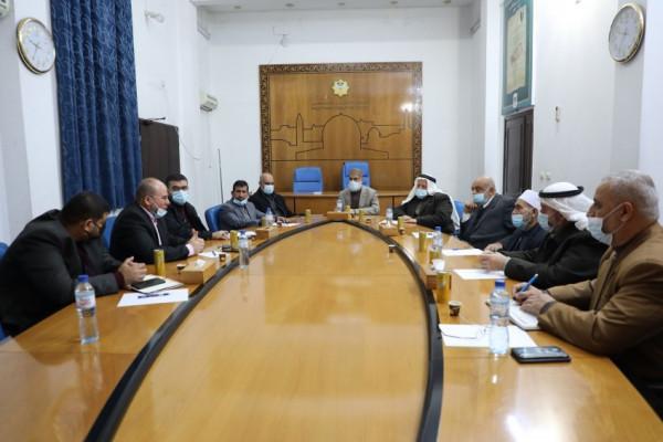 لجنة التربية بالتشريعي بغزة تُطالب باستئناف الدراسة الوجاهية لجميع المراحل التعليمية