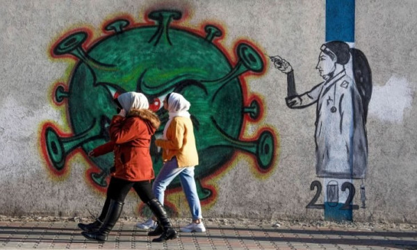 هيومن رايتس ووتش): على السلطات الإسرائيلية أن توفر لقاحات (كورونا)  للفسطينيين