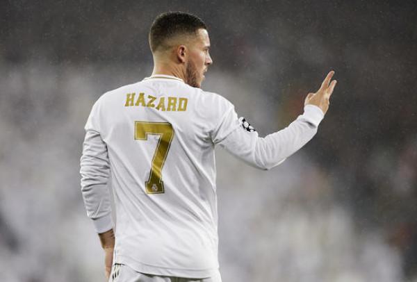 نادِ مغمور يطلب هازارد من ريال مدريد