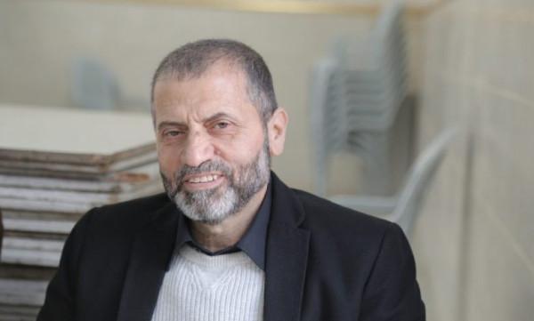 حماس: ندين جريمة إطلاق النار على رئيس بلدية أم الفحم السابق سليمان إغبارية