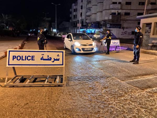 """طالع: """"الداخلية"""" بغزة تصدر إجراءات جديدة ضمن سياسة التخفيف المنضبط في مواجهة (كورونا)"""