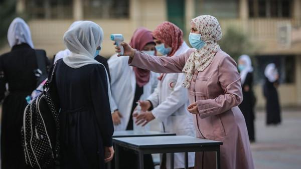 سلامة معروف يتحدث عن تفاصيل تخفيف الإجراءات وانتظام الدراسة في قطاع غزة