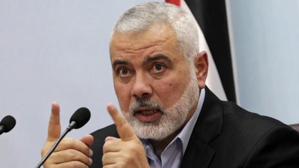 حركة (حماس) تكشف تفاصيل المكالمة الهاتفية بين هنية وميلادنوف