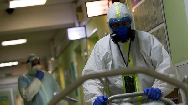 الصحة الأردنية: تسجيل تسع حالات وفاة و730 إصابة جديدة بفيروس (كورونا)