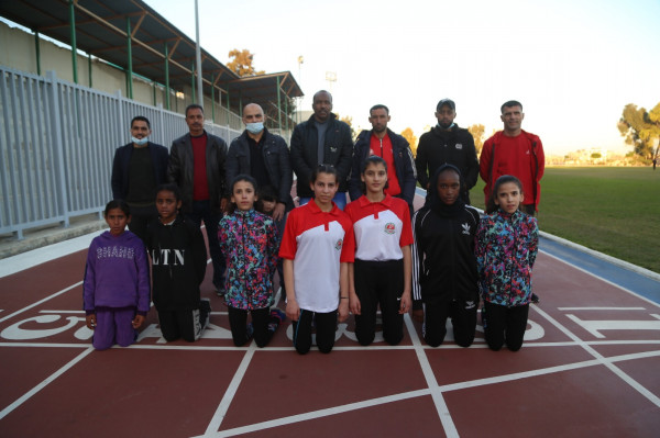 اتحاد ألعاب القوى يختتم اختبارات لاعبي ولاعبات المنتخب الوطني