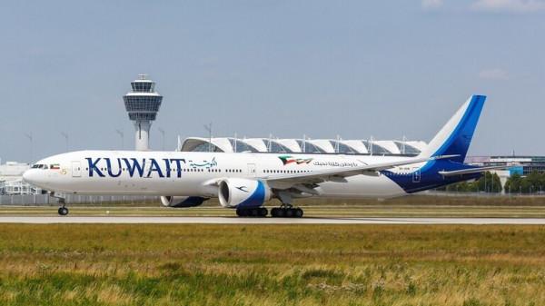 الخطوط الكويتية تقلص عدد ركاب الرحلات القادمة للبلاد