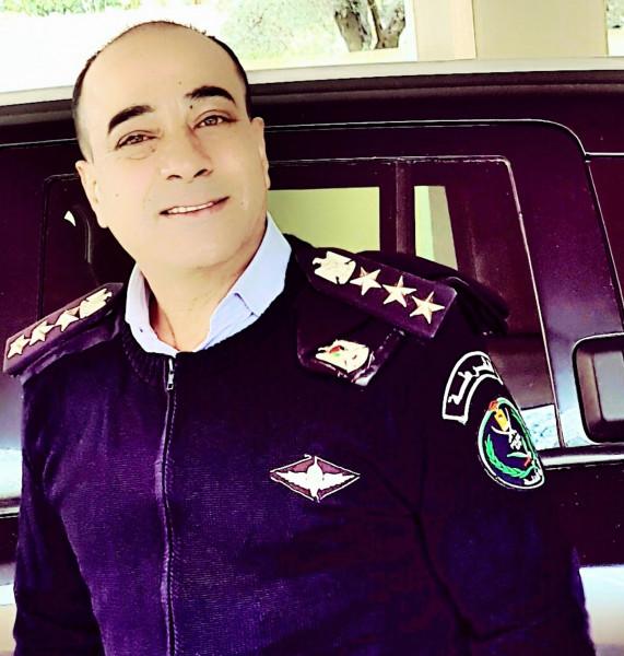 العميد مجاهد نمر نبهان يعلن ترشحه للانتخابات التشريعية