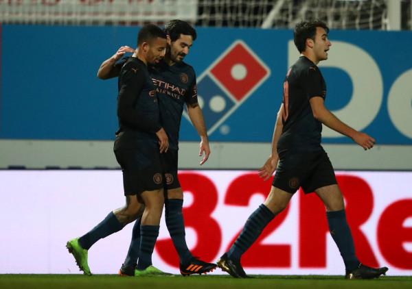 فيديو.. مانشستر سيتي يحول خسارته لفوز بـ 10 دقائق بكأس الاتحاد الإنجليزي