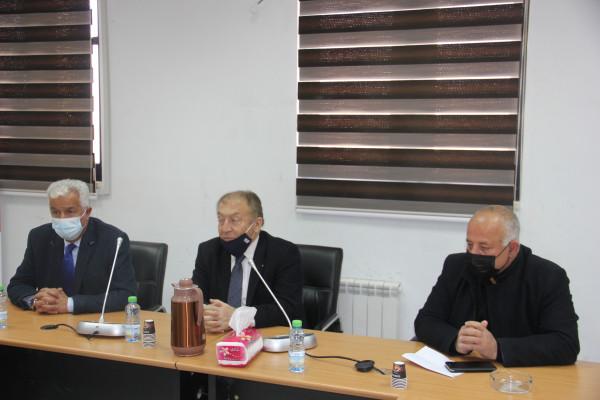 مؤسسة المواصفات والمقاييس الفلسطينية تمنح مراكز نسوية شهادات المنتجات الآمنة