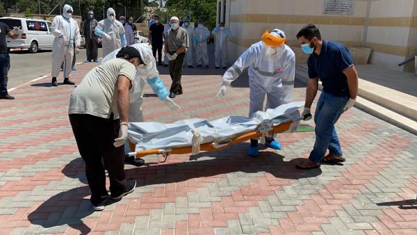 قلقيلية: ارتفاع عدد وفيات (كورونا) في المحافظة إلى 64