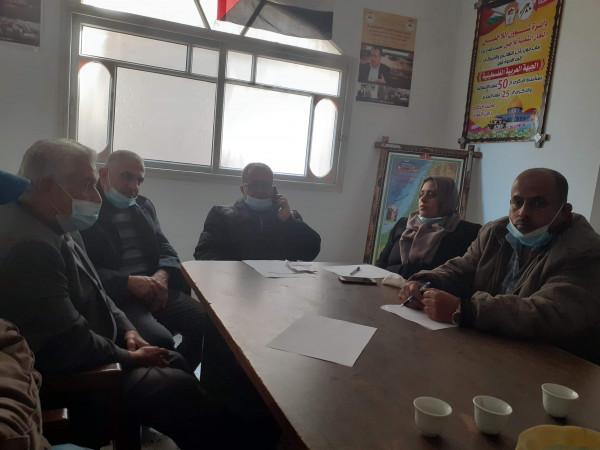 """""""العربية الفلسطينية"""" تبحث استعداداتها لخوض الانتخابات"""