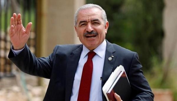اشتية يبلغ وزير المالية بتحضير القضايا المتعلقة برواتب غزة للبدء بمعالجتها كافة