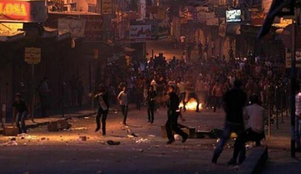 مواجهات بين الشبان الفلسطينيين وقوات الاحتلال جنوب جنين