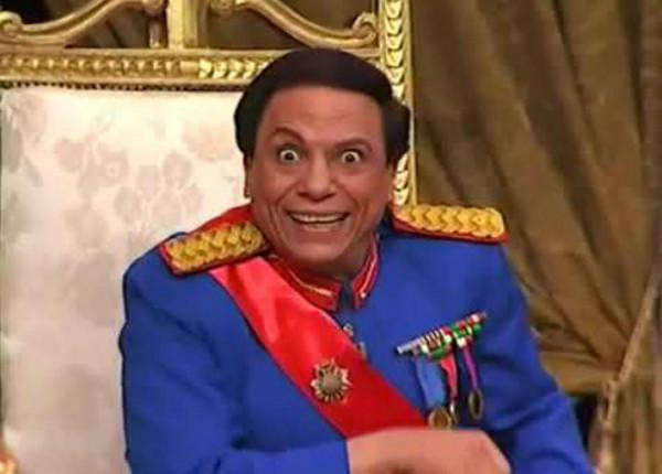 """فنان مصري يهاجم عادل إمام """"لا تستحق لقب الزعيم"""""""