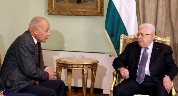 أبو الغيط: الانتخابات خطوة مهمة على طريق توحيد الصف الفلسطيني