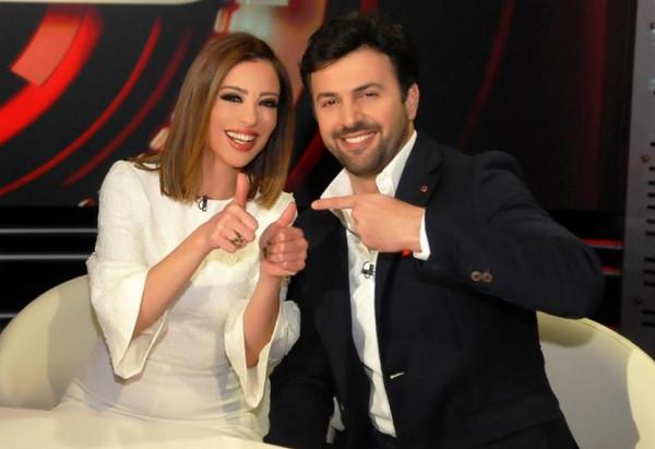 شاهد: وفاء الكيلاني وتيم حسن يحسمان الجدل حول طلاقهما بهذه الصورة