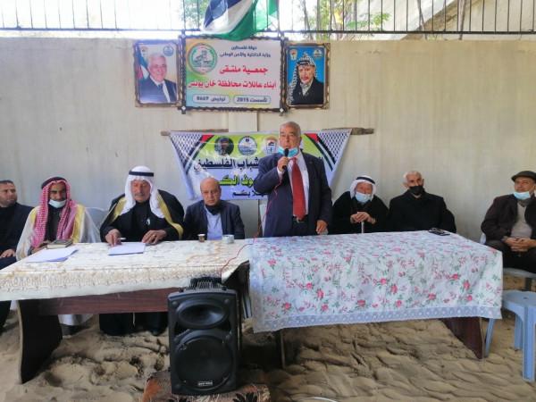 محافظ خانيونس: الرئيس عباس مُصر علي إنهاء الانقسام الفلسطيني