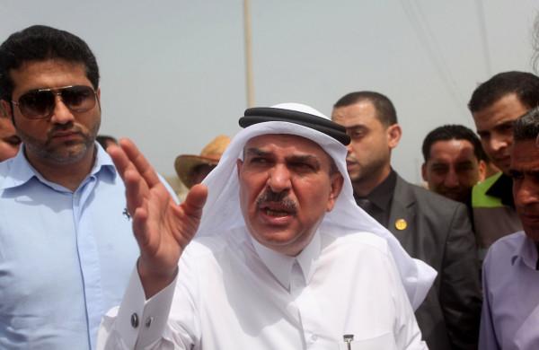 العمادي: ندعم الحوار الوطني الفلسطيني لتحقيق الوحدة وصولاً لإجراء الانتخابات