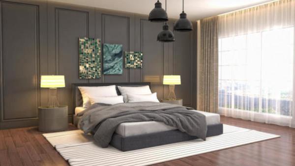 شاهد: ديكورات غرف نوم لأصول الفخامة