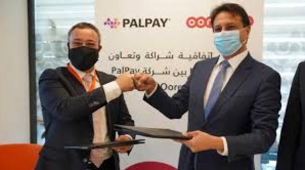 شركة PalPay توقع اتفاقية تعاون استراتيجي مع شركة Ooredoo